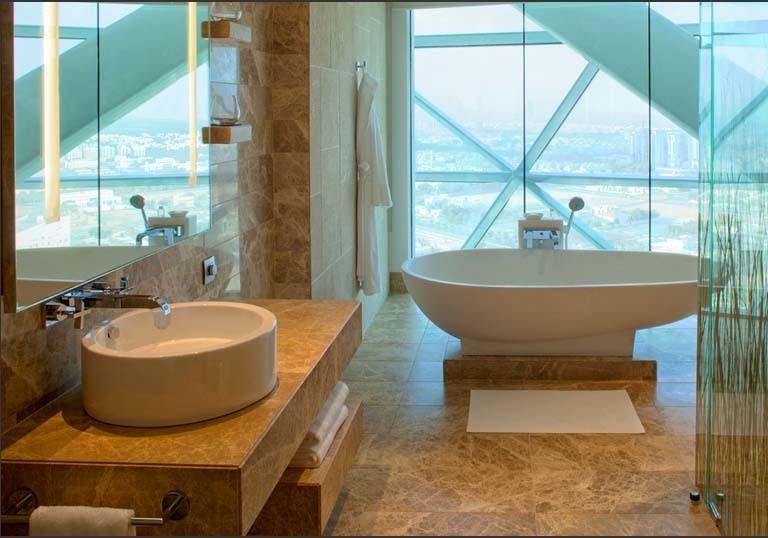 6 Bathtub Hotel Dengan Pemandangan Terbaik Di Dunia