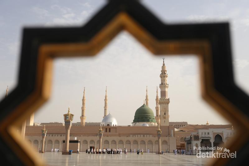 Nabawi Sajadah Tas Masjid Bundar Hijau Cari Harga Terbaru Source · Melihat dari Dekat Indahnya Masjid