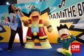 <div>Sebelum sampai ke Indonesia, pesta serba Doraemon itu sebelumnya telah diadakan di berbagai negara. Di tiga kota di Taiwan, pengunjungnya sekitar 1,5 juta orang. (CNN Indonesia/Adhi Wicaksono)</div> <div></div>
