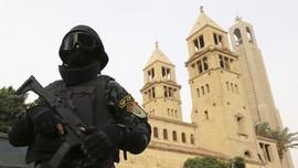Setidaknya 52 Orang Tewas dalam Baku Tembak di Mesir