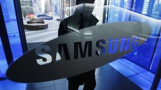Usai Borong Rekor, CEO Samsung Electronics Undur Diri