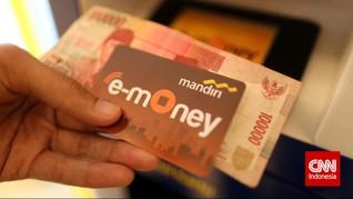 BI Sebut e-Money Bank Mandiri Kuasai Pasar Duit Elektronik