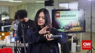 Indonesia & Inggris Kembali Berpesta dalam Seni