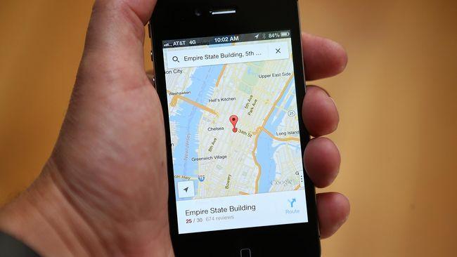 Google Maps Dituduh Biang Keladi Hancurnya Sebuah Rumah
