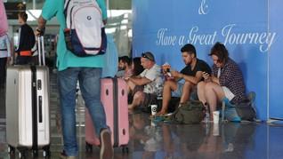 Penumpang Penerbangan ke Bali Melorot 10,91 Persen