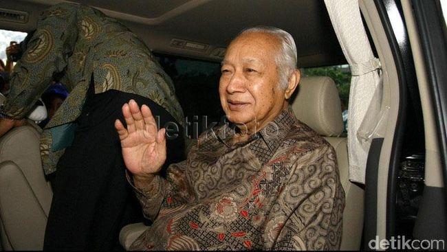Yayasan Supersemar Milik Soeharto Masih Belum Bisa Dieksekusi