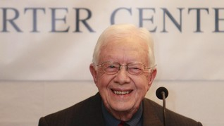 Jimmy Carter Berniat ke Pyongyang demi Redam Konflik AS-Korut