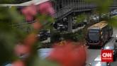 Transjakarta Terapkan Rute Mengakali Kemacetan Pekan Depan