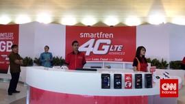 Smartfren Ungkap Alasan Pelanggan 2G Enggan Hijrah ke 4G