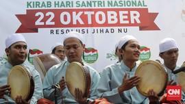 Di Balik Sejarah Hari Santri Era Jokowi