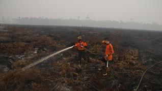 Satelit NASA Temukan Enam Titik Panas di Sumatera