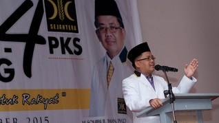 Daftar Pemilu 2019, PKS Incar Posisi Papan Atas