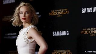 Jennifer Lawrence Pernah Dipaksa Telanjang di Awal Karier