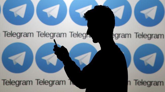 Sempat Kesal, Bos Telegram Akui Lalai Respons Kemkominfo