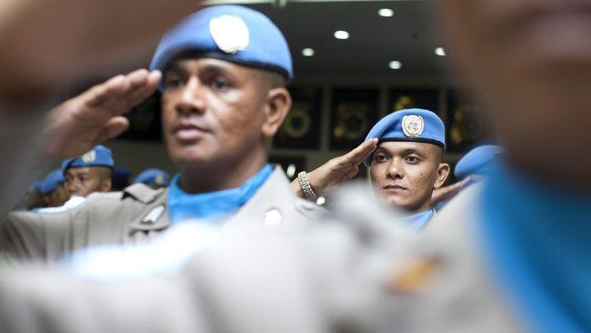 Polri Akan Jemput Personel yang Ditahan di Sudan