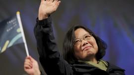 Peringati Kemerdekaan, Presiden Taiwan Janji Bebas dari China