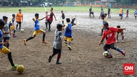 3 Tahun Jokowi, Sepak Bola Indonesia Belum 'Merdeka'