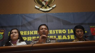 Polisi Ringkus Terduga Pengancam Bom Stasiun TV Swasta