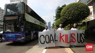 Jokowi Didesak Setop PLTU Batu Bara Proyek 35 Ribu MW