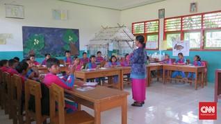 Gelora Asa Guru dan Siswa di Belantara Jambi Menimba Ilmu