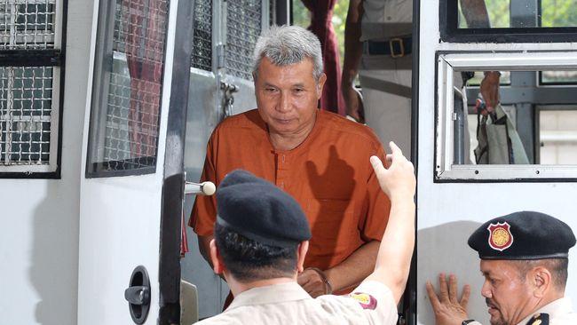 Menghina Raja, Penyanyi Thailand Divonis Penjara 7,5 Tahun