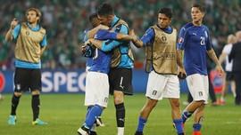 'Swedia Bukan Lawan Mudah Timnas Italia'
