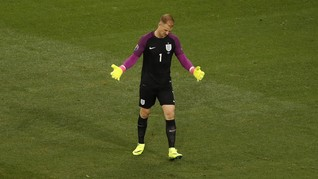 Joe Hart Jadi Korban Perampokan di London