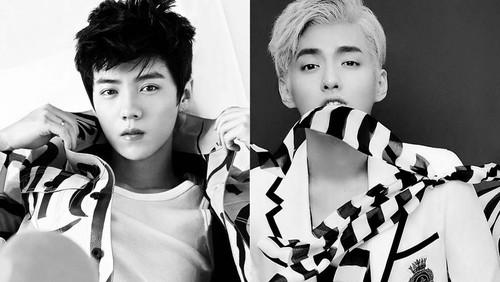 Hari Kemerdekaan Luhan & Kris eks EXO