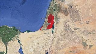 Google dan Kasus Lama Palestina yang Hilang