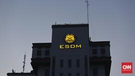 DPR Setujui Anggaran Kementerian ESDM Rp6,49 T Tahun Depan