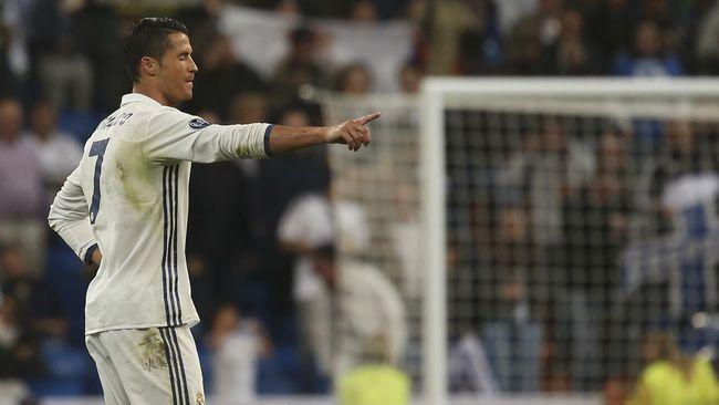 Presiden La Liga Minta Cristiano Ronaldo Tak Pergi