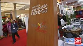 Trade Expo 2017 Catatkan Transaksi Rp16,86 Triliun