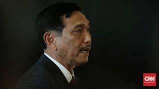 Luhut: Jangan Ada Istilah Pribumi, Non-Pribumi di Jakarta