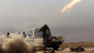 ISIS Serang Pos Militer di Sinai, 6 Tentara Mesir Tewas