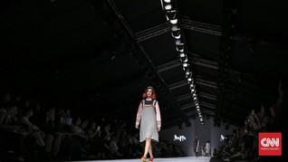 Ragam Kolaborasi dalam Jakarta Fashion Week 2018