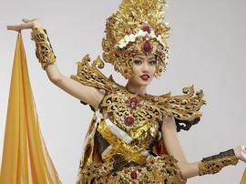 Cerita Kostum Nasional Indonesia di Tangan Annisa Banyuwangi