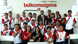 Socio Digi Leaders Episode 4: Company Visit ke TelkomGroup