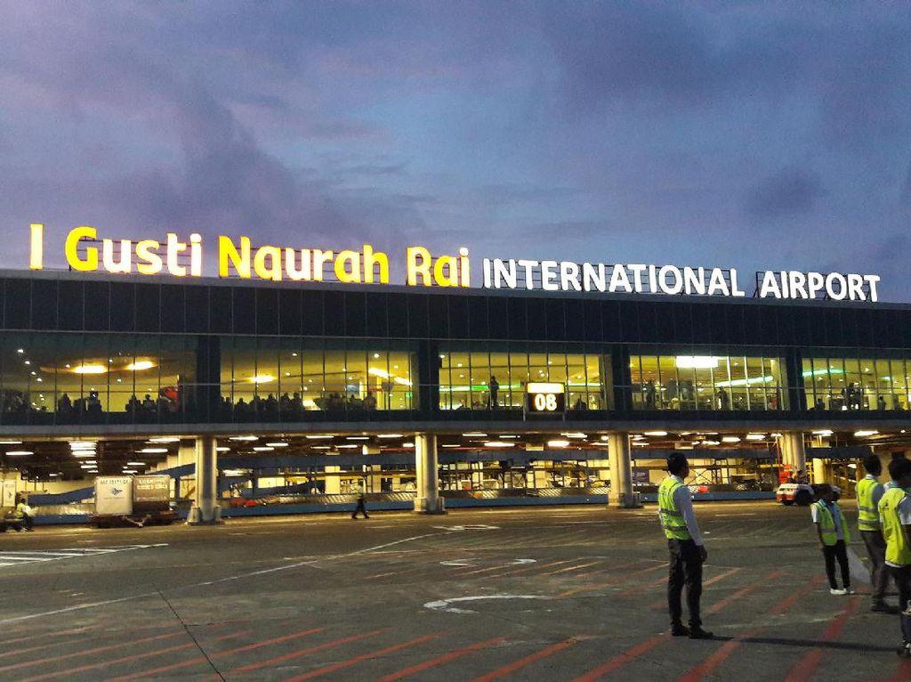 Bandara I Gusti Ngurah Rai Bali Beroperasi Normal Usai Nyepi