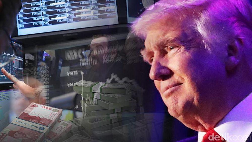 Trump Effect di Pasar Keuangan