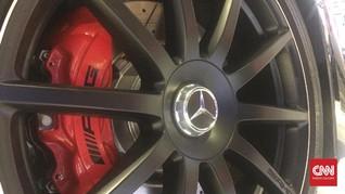 Mercy Siapkan Mobil Listrik Murah Pesaing BMW i3