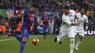 Presiden Madrid Tak Bisa Bayangkan La Liga Tanpa Barcelona