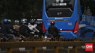 Bus Transjakarta Mulai Beroperasi Pukul 09.00 saat Lebaran