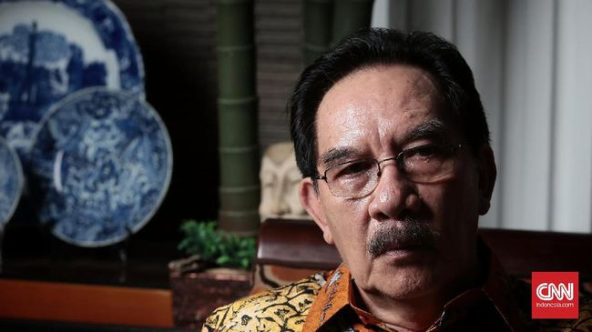 Laporan Disetop, Antasari Minta Polisi Periksa Agung Harsoyo