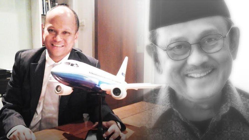 Pesawat R80 Rancangan Habibie