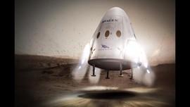Elon Musk Ungkap Visinya Kirim Manusia ke Mars pada 2024