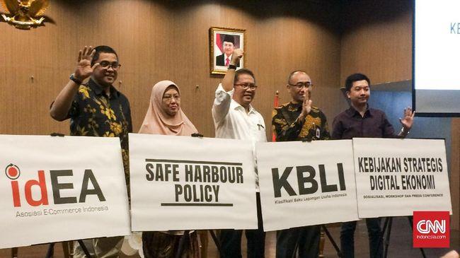 Kebijakan Safe Harbour, Tanggung Jawab e-Commerce 'Dibatasi'