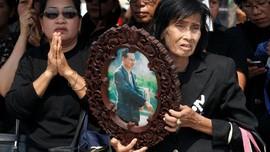 Setahun Raja Meninggal, Thailand Kembali Berduka