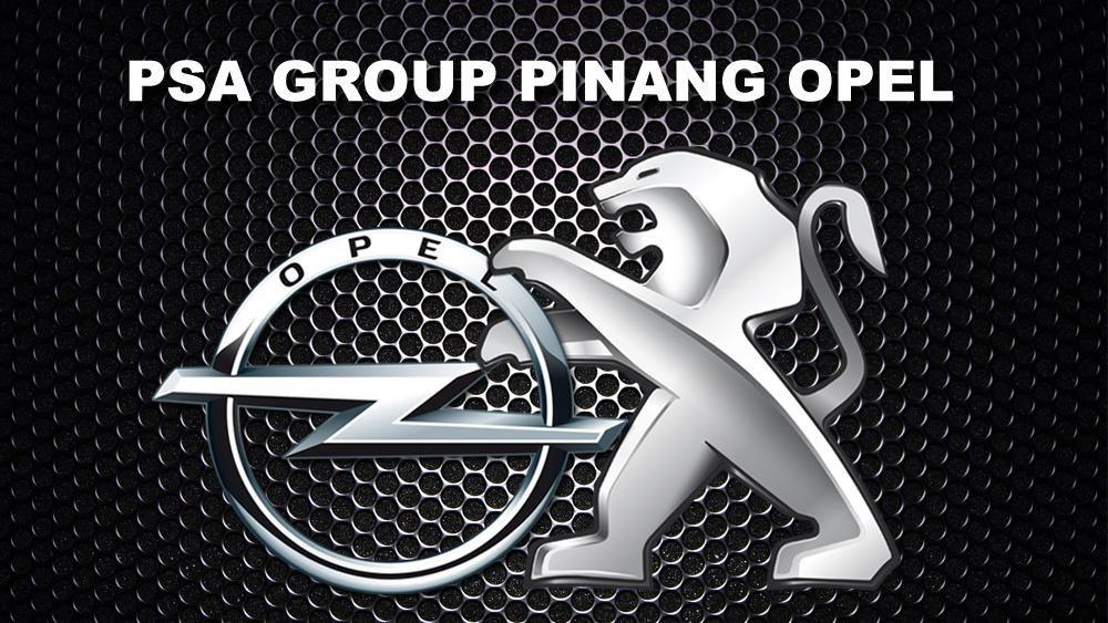 Peugeot Pinang Opel