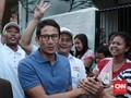 Sandiaga Sumbang Rp7 Miliar untuk Kampanye Putaran Kedua