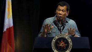 Marawi Bebas dari ISIS, Duterte Tak Cabut Darurat Militer